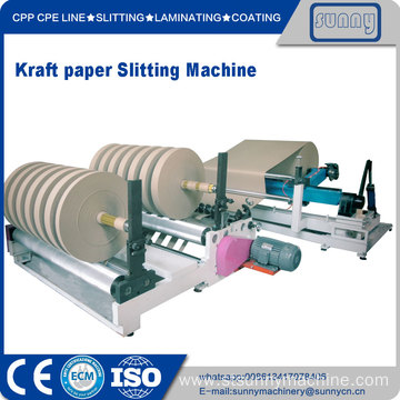Best Quality for Paper Roll Slitting Machine Jumbo Kraft Paper Roll Slitter Rewinder Machine export to Indonesia Manufacturer