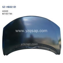 Customized for HONDA Hood Steel Body Autoparts Honda 2013 JADE HOOD supply to Christmas Island Exporter