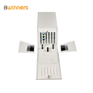 Wall Mount Multi-Operator Mdu Distribution Box 48 Cores