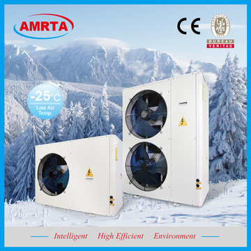 Good Quality for EVI Heat Pump Air Cooled Chiller Multi-function Air Source Heat Pump with Outer Casing supply to Uganda Wholesale