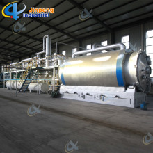 Leading for Large Capacity Used Tires Pyrolysis Plant Unique Diversion Tower for Used Tyre Recycling Plant export to Azerbaijan Importers