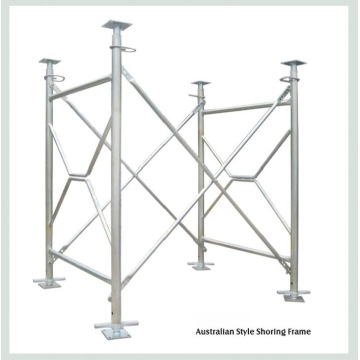 X-Shoring Frames System Scaffold