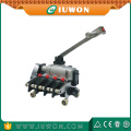 ISO Steel Tile Metal Roof Stand Seaming Machine