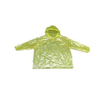 Export  to Europe Children disposable rain poncho