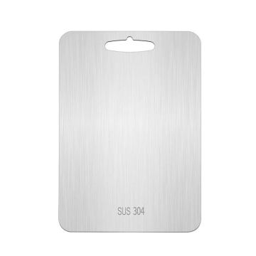 18/8 Refined Stainless Steel Cutting Board