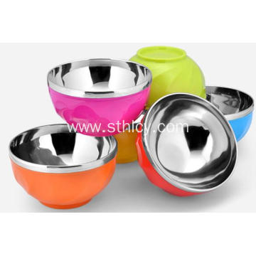 Stainless Steel Color Bowl