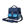 Hot-selling High Quality Two-Layer Lunch Cooler Bag