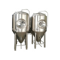 2 vessel brewhouse craft beer brewing equipment