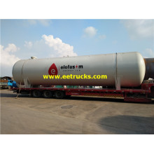 100m3 Industrial LPG Storage Tanks