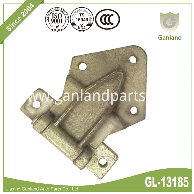 Zinc Plating-coloring Hinge GL-13185