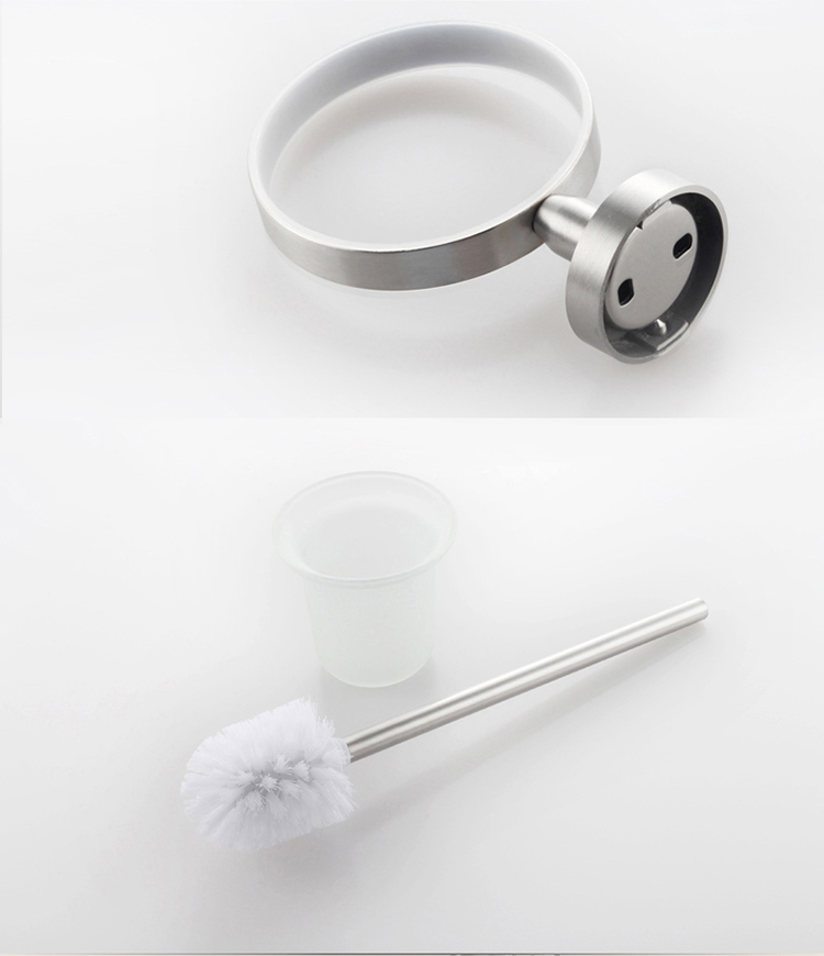 Bathroom Accessories Toilet Brush Holder