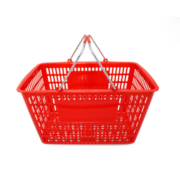 environmental PP carry shopping basket