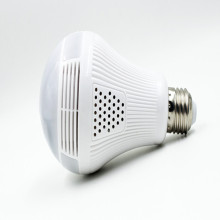 360 Degree Fish Eye Indoor Wifi Bulb Camera