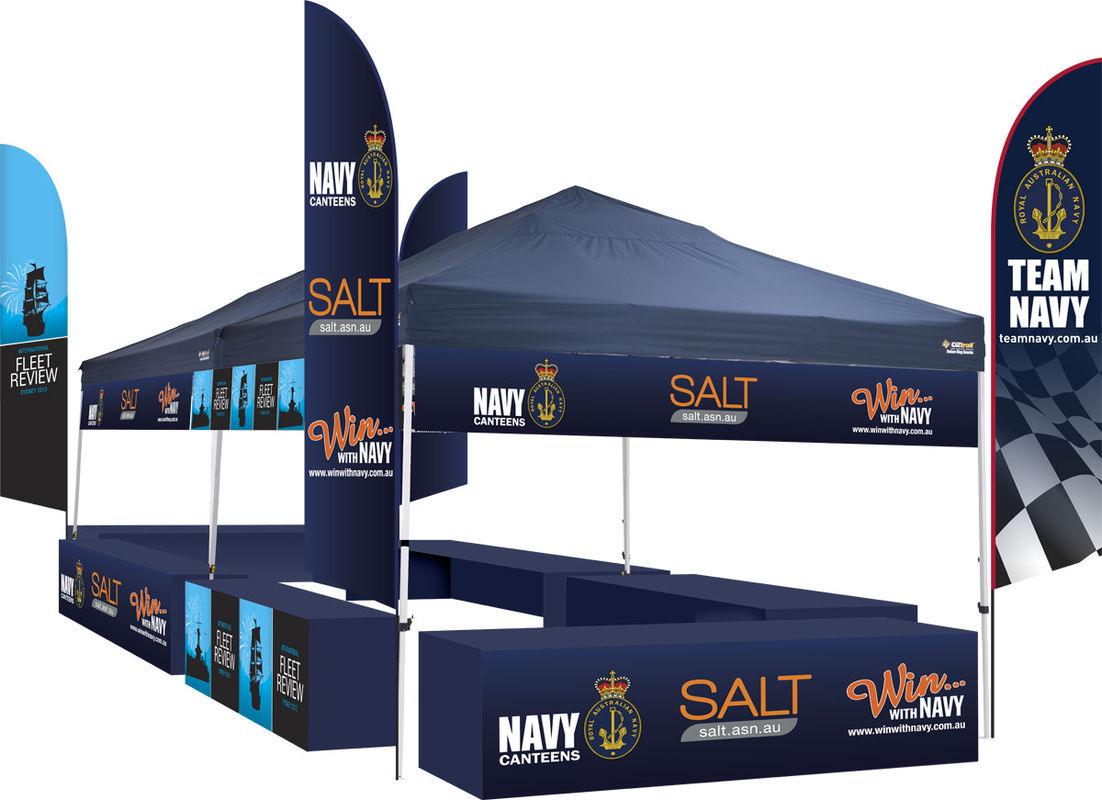 Promotional Large Strong Customized Printed Tent