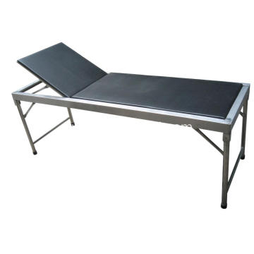 Low Price Stainless Steel Examination Hospital Bed In High Quality