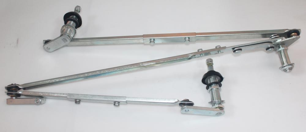 With 1850mm Wiper Linkage