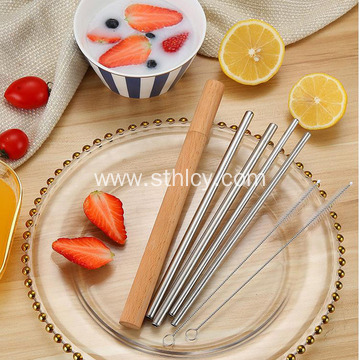 304 Stainless Steel Gold-plated Color Stainless Steel Straw