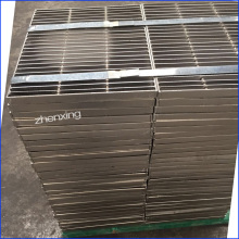 Good User Reputation for Stainless Drain Steel Grating Stainless Steel Bar Grid supply to Singapore Factory