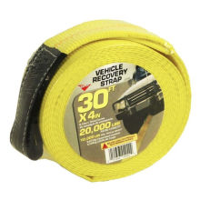 High Quality for Cargo Securing Strap 4 Inch Recovery Snatch Strap With 20,000LBS export to Brazil Importers