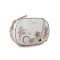 Cute Cartoon Leather Women Small Chain Crossbody bags