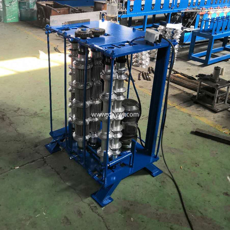 Roof Bending Machine