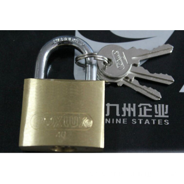 Fast Delivery for Heavy Duty Brass Padlock 40mm Heavy Duty Thick Type Brass Padlocks supply to Colombia Suppliers