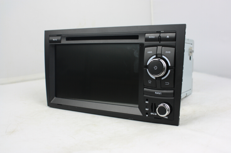 7 inch Audi A4 Car Audio Electronics
