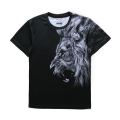 Male Single-Side Moisture Running 100% Polyester T-Shirt