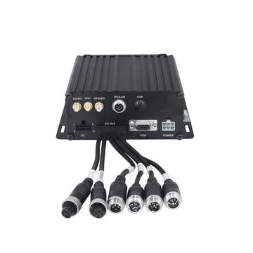 5 in 1 H.265 Car vehicle Mobile DVR