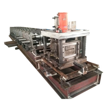 New type hydraulic z purlin roll forming machine