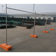 High security Galvanized Powder coated Temporary Fence with Factory Price