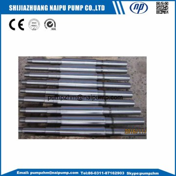 Bottom price for OEM High Chrome Slurry Pump Parts OEM Custom made shafts supply to United States Exporter