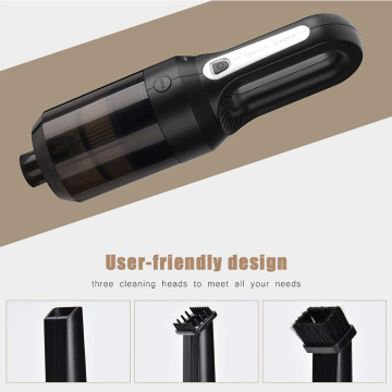 Hand Vacuum Cleaner Strong Suction Wet Dry