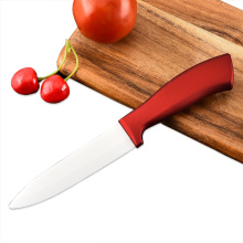 Good Quality for Utility Chef Ceramic Knife 5 inches Ceramic Utility Knife export to Spain Supplier