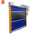 pvc high speed rolling door