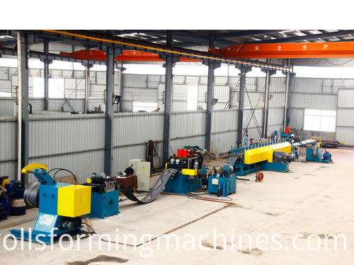 Racking Roll Forming Machine