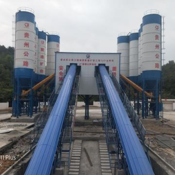 High quality precast mini ready-mixed concrete mixing plant