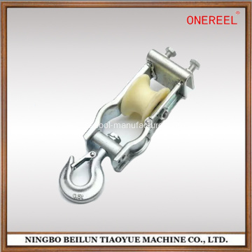 wire rope pulley block and tackle hoist
