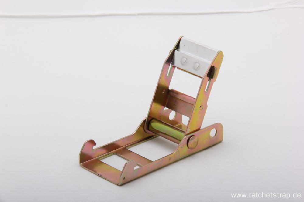 Color Zinc Overcenter Buckle for Safety Harness