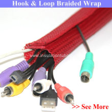Self Closing Cable Braid Sleeve
