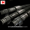 AISI 4140 solid forging steel shaft