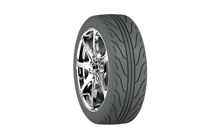 Entry-level drifting tyres 195/50R15
