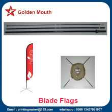 Manufacturing Companies for Feather Banner Flags Windchaser Feather Flags Banner With Fiberglass Pole export to South Korea Manufacturers
