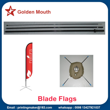 China for Feather Flags Windchaser Feather Flags Banner With Fiberglass Pole export to South Korea Manufacturers