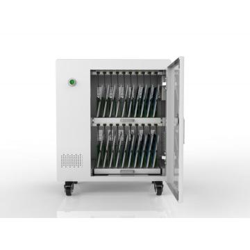 cell phone charging station with  lockers
