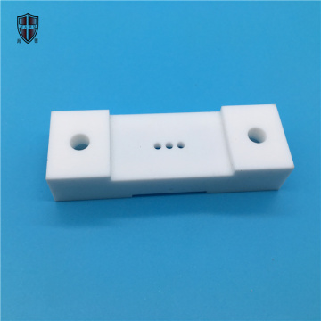 machinable engineering macor mica galss ceramic parts
