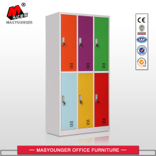 Factory directly provide for Steel Lockers New Designed Colors Metal Lockers supply to Wallis And Futuna Islands Wholesale