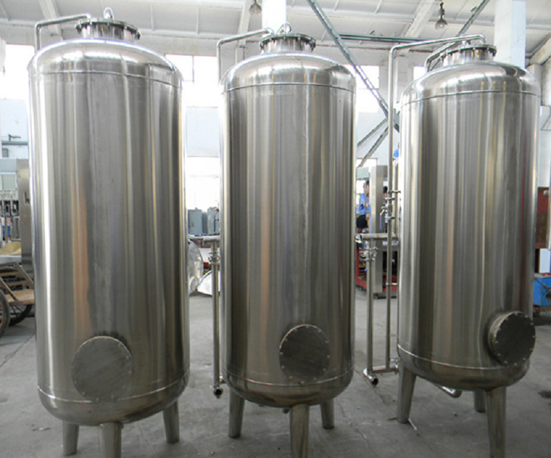 Industrial Water Filter Purifier Machine for Plant Business