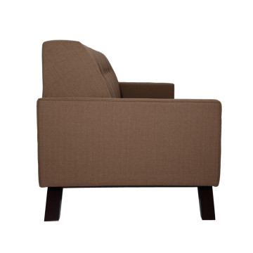 Modern fabric Vice Manager Kwok Sofa 3 seater