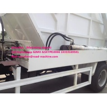 China New Product for Garbage Vehicles Swing Arm Garbage Collection Truck SINOTRUK HOWO supply to French Guiana Factories